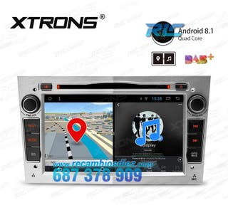 "RADIO GPS PANTALLA TÁCTIL 7"" OPEL"