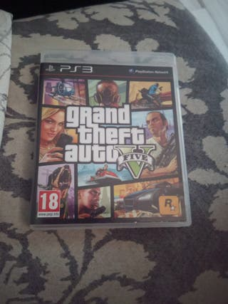 GTA play3