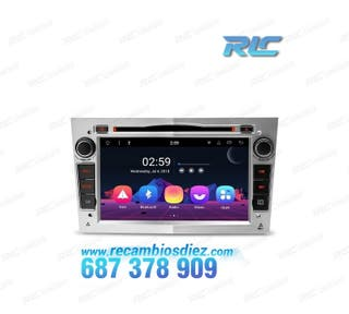 "RADIO GPS 7"" TÁCTIL OPEL ASTRA H CORSA D ZAFIRA..."