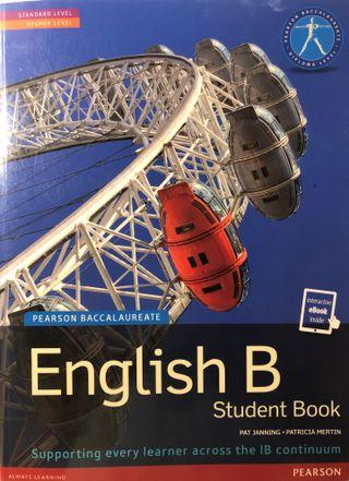 Libro inglés Bachillerato Internacional English B