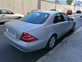 Mercedes-Benz Clase S 320 CDI 197 4p