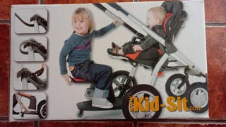 Patinete con asiento Kid-Sit
