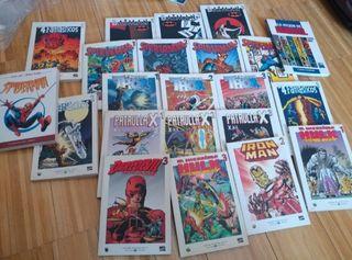 Lote 22 comics