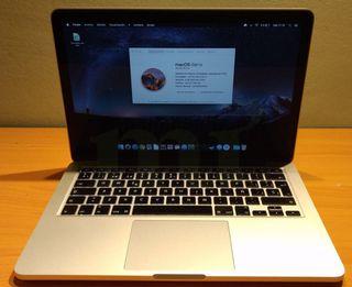 MacBook Pro con pantalla Retina de 13,3 pulgadas
