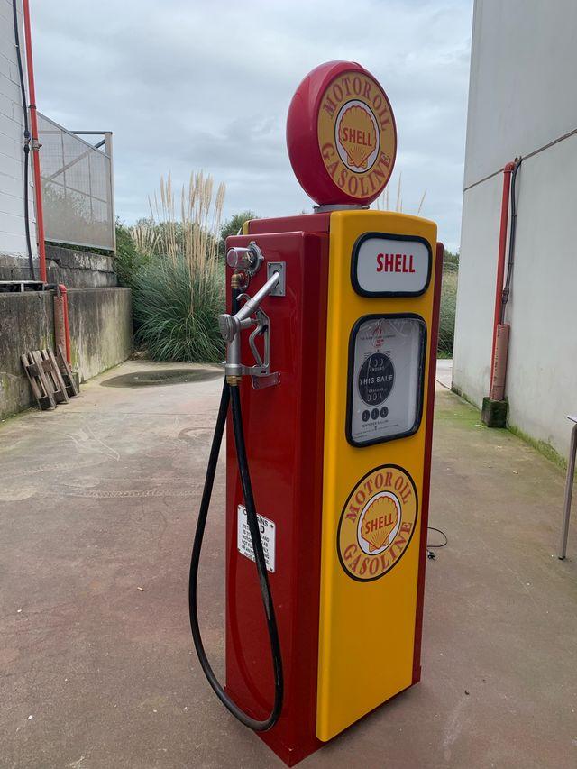 Surtidor gasolina. modelo Wayne