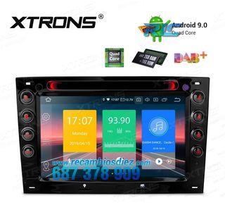 "RADIO GPS 7"" ANDROID 9.0 STERIO RENAULT"