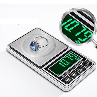 Mini Báscula de Precisión (0.01 a 300 gr)