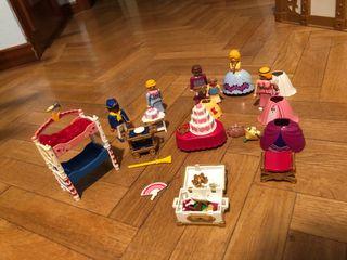 Playmobil y accesorios