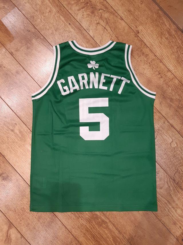 NBA Original Boston Celtics jersey - Kevin Garnett