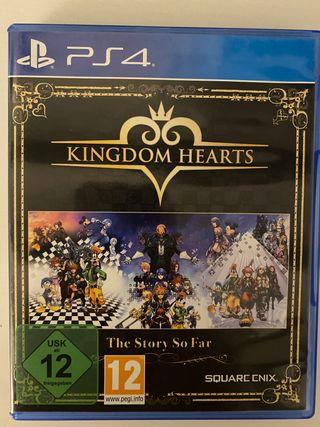 Juego PS4 KINGDOM HEARTS