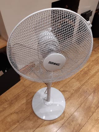 New standing fan (3 speeds)