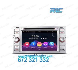 RADIO DVD GPS FORD FOCUS CMAX SMAX KUGA FIESTA GRI