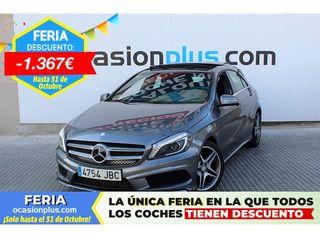Mercedes-Benz Clase A 200 CDI AMG Line 4Matic 7G-DCT 100 kW (136 CV)