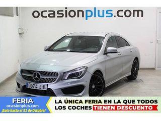 Mercedes-Benz Clase CLA 200 AMG Line 115 kW (156 CV)