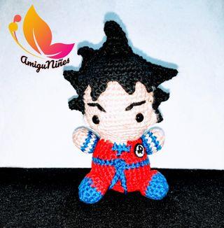 Amigurumi Goku