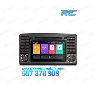 RADIO GPS MERCEDES ML W164 GL X164 ANDROID 8.0 4GB
