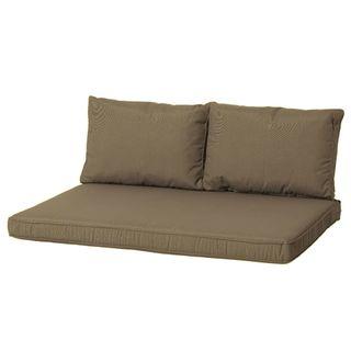 Madison Cojines para muebles de palet Panama gris