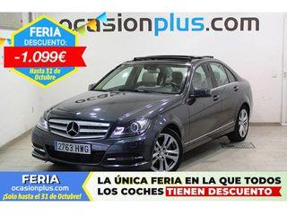 Mercedes-Benz Clase C C 200 CDI 100 kW (136 CV)
