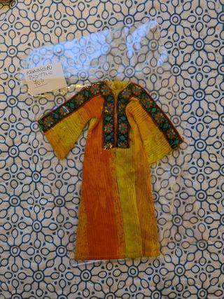 Vestido Original Blythe Kenner 1972 Vintage