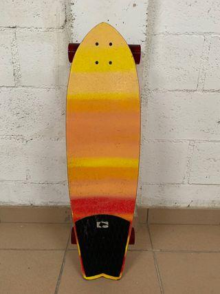 Longboard surf Globe