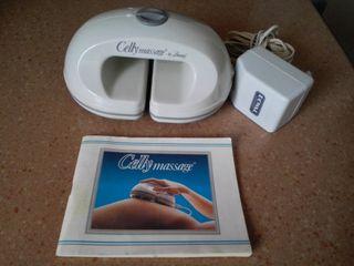 Equipo para masaje corporal reductor de la celulit
