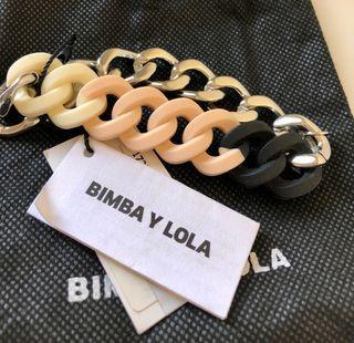 Pulsera Bimba y Lola eslabones
