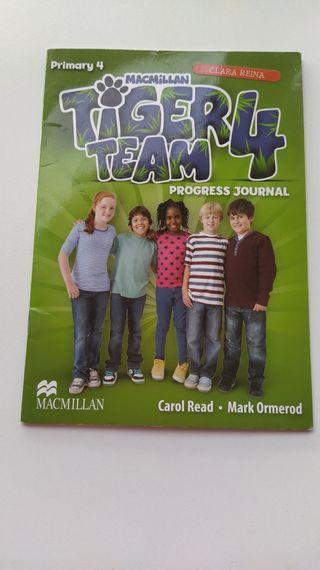 Libros ingles 4 de primaria