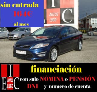 FORD Mondeo 2.0 TDCi 140cv Limited Edition 2013