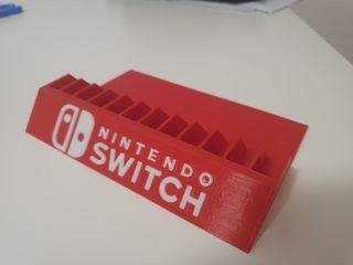 Soporte juegos Nintendo Switch