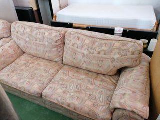 sofá clasico de 3 plazas