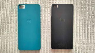 Teléfono Bq Aquaris m5