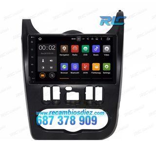 RADIO GPS 7 ANDROID 7,1 RENAULT SANDERO /DACIA SA