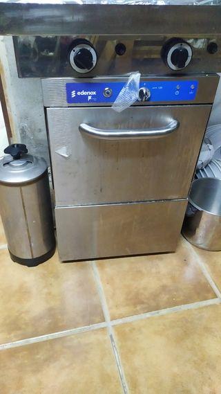 lavavasos industrial hostelería