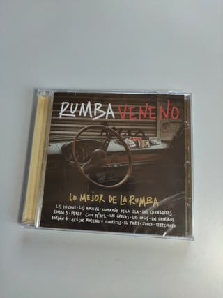 RUMBA VENENO. CD