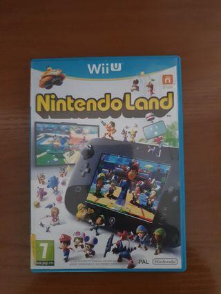 Nintendoland wii u