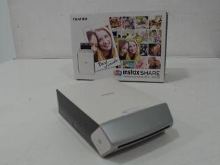 Impresora De Fotos Portátil Fujifilm Instax Share