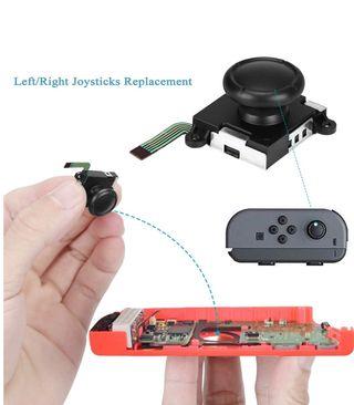 Recambios 3D joysticks