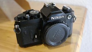 Cuerpo Nikon FM