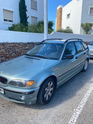 BMW Serie 320d TOURING 2002 150 CV