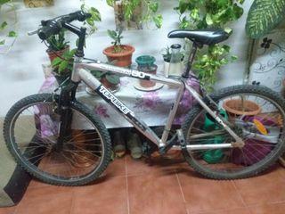 bicicleta de montaña aluminium80sx