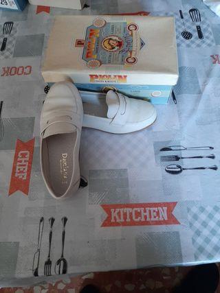 Zapatos 1 comunión talla 30