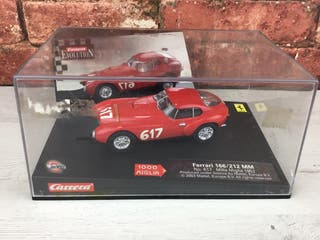 Coche Carrera Evolution Ferrari 166/212 MM