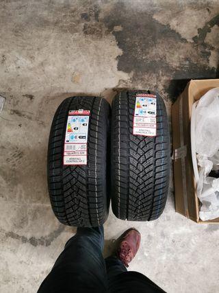 4 neumáticos de invierno 195/50/15