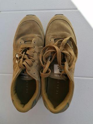zapatos de scalpers