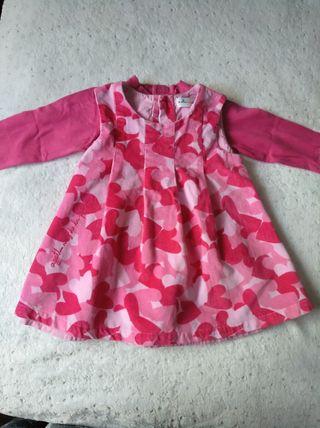 Vestido Agatha Ruiz de la Prada 6-9 meses