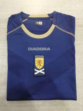 camiseta DIADORA Escocia. Talla S
