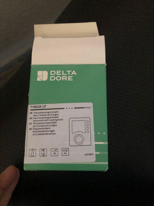 Delta tibox 117