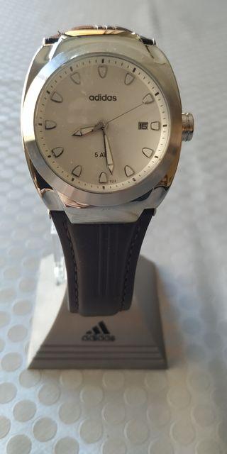 Reloj Adidas Caja Acero Correa Piel