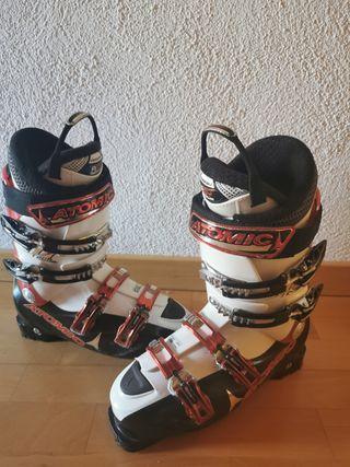 Botas esquí hombre para pie 42.5