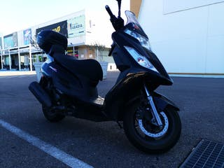 kymco yager 125gt